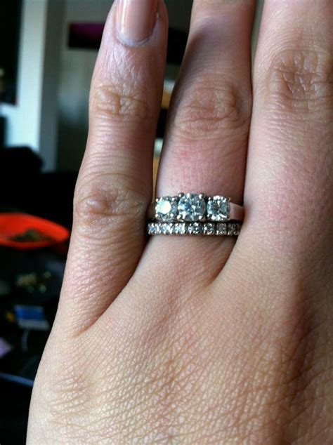 took my engagement ring weddingbee