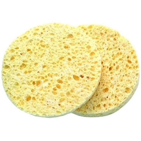 Sponge 2 Inc 2 Pcs basicare cellulose sponges 2 pcs
