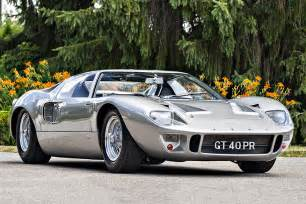 Ford Gt Pictures 1966 Ford Gt40 Mki Uncrate