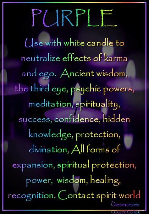 archangels of magick rituals for prosperity healing wisdom divination and success books purple candles psychic powers and white candles on