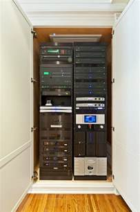 Audio System Rack Dsi Entertainment Systems Wins Best Engineered Home Award