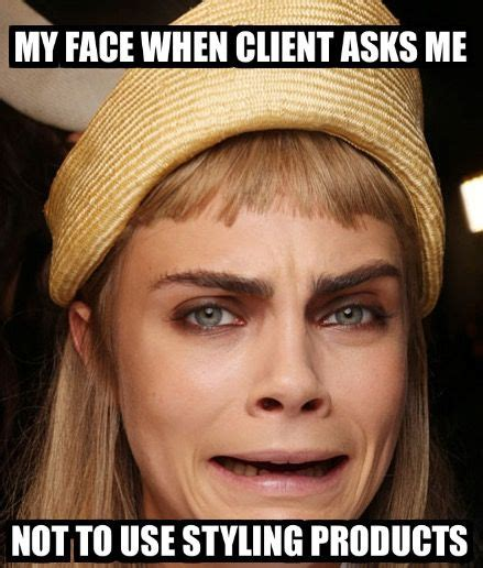 Hairstylist Memes - hair funny memes hairstylist memes pinterest