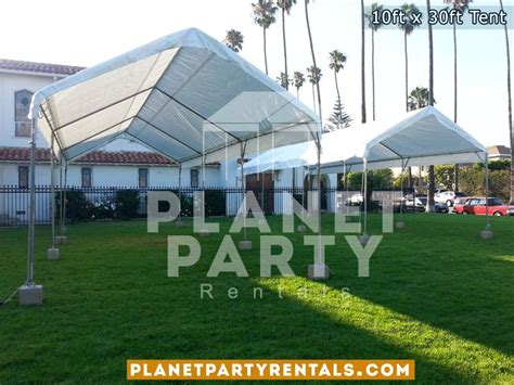 table and chair rentals san fernando valley 10ft x 30ft tent