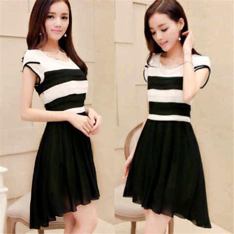 Overall Black Dress Hitam Lucu Murah dagang baju jual dress t shirt blouse jacket