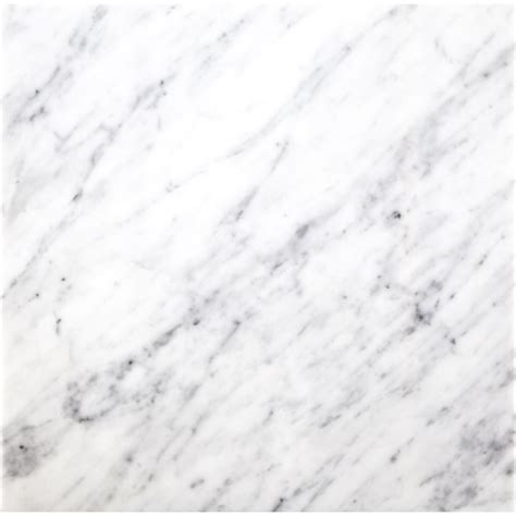marble 18 x18 square polished carrara premium sessemo
