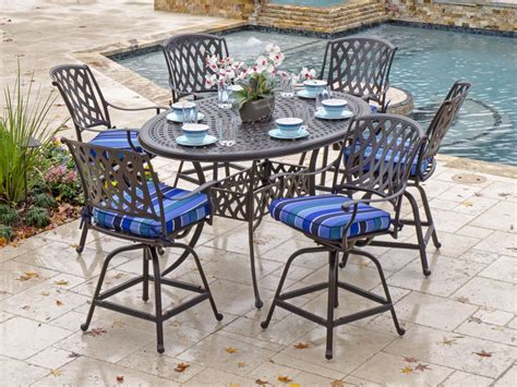 How To Take Care Of Cast Aluminum Patio Furniture The Outdoor Furniture Aluminum