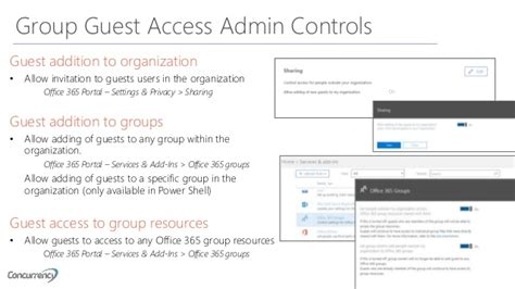 Office 365 Portal External Office365 Groups From The Ground Up Collab365 Global