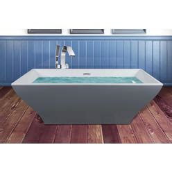 58 inch bathtub shower combo 58 inch tub