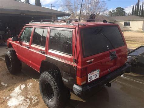 1992 jeep xj 1992 jeep xj na prodej