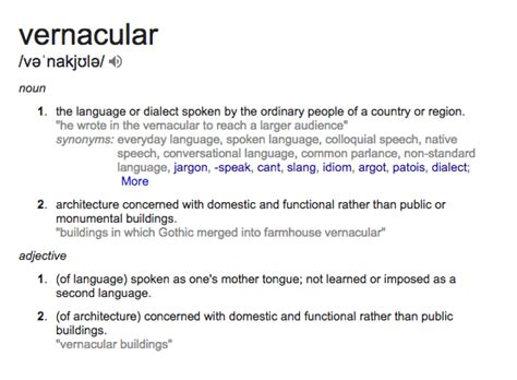 Vernacular Landscape Definition Radged And Nithered A Vernacular Sensibility Weareoca
