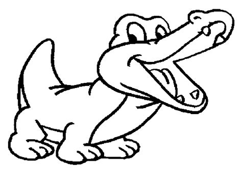 crocodile coloring pages free page site 847086 171 coloring