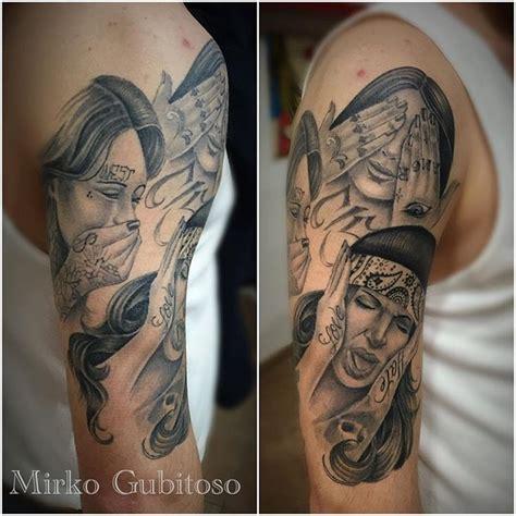 omerta tattoo omert 192 nonvedo nonsento nonparlo