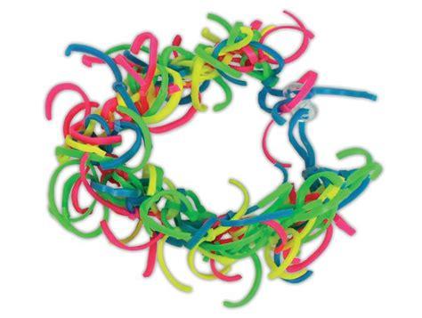 Fringe Loom Band Bracelets Crafts Direct