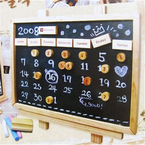 diy chalkboard message board scaffolding black board small blackboard magnetic diy