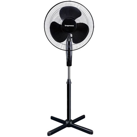 stand up oscillating fan lasko 18 quot pedestal fan with remote control 1843 walmart com