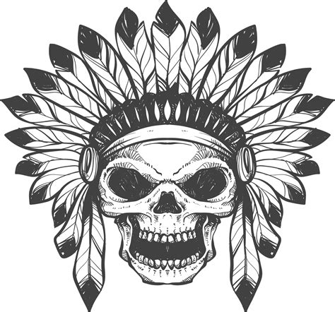 images of skull tattoos skull png transparent free images png only