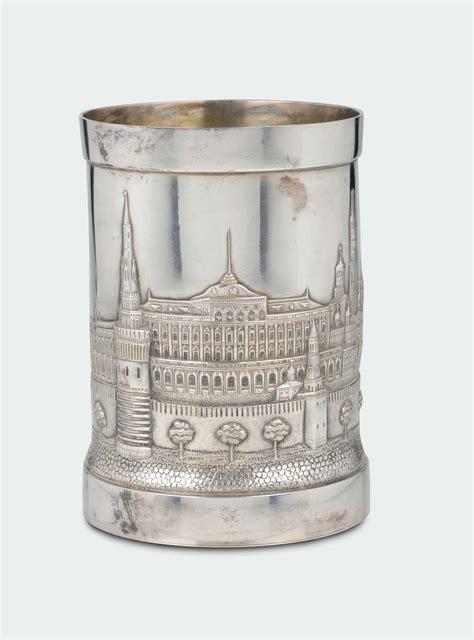 bicchieri argento bicchiere in argento sbalzato e cesellato mosca 1891