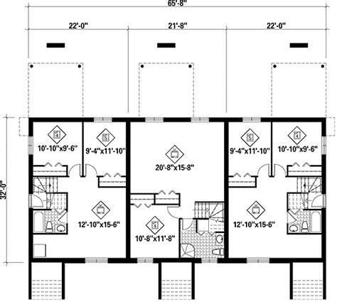 cost efficient house plans three family house plans cost efficient choices