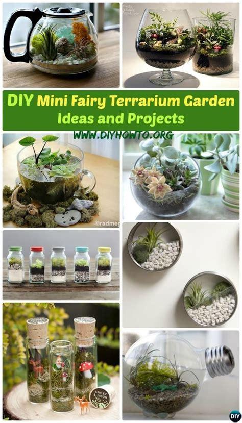 mini water garden ideas best 20 mini terrarium ideas on
