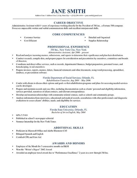 Resume Genius by Advanced Resume Templates Resume Genius