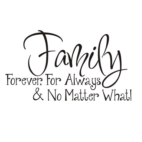 family forever tattoo designs vinyl attraction family forever for always no matter