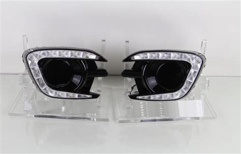 Fogl Pajero Sport Led With Drl Style Special Daytime Running L Drl For Mitsubishi