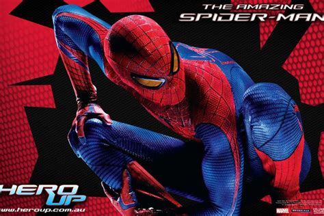spiderman neon red wallpaper wallpapertag