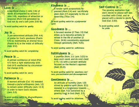 7 fruits in the bible fruit of spirit resource bible craft the