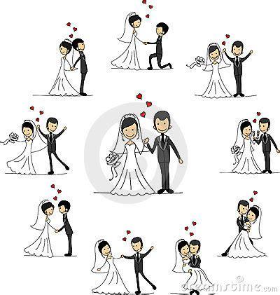 imagenes libres svg personajes de dibujos animados de la boda vector fotos de