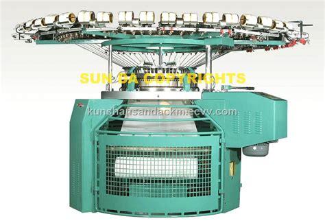 knitting machine service single jersey knitting machine purchasing souring