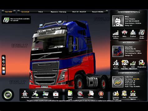 Euro Truck Simulator 2 Save Game No Mod | euro truck simulator 2 save game ets 2 mods