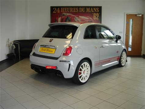 abarth 500 1 4t esseesse limited edition dove house