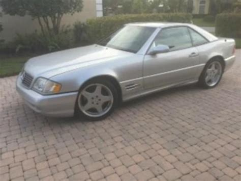 find used mercedes sl500 8 cylinder in miami florida
