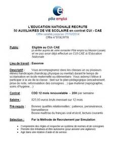 Exemple De Lettre De Motivation Avs Application Letter Sle Modele De Lettre De Motivation Auxiliaire De Vie Scolaire