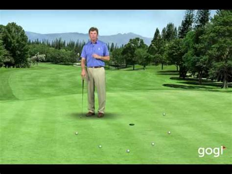 todd anderson golf swing never miss a short putt again todd anderson swing by