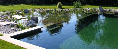 build  natural swimming pool