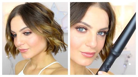 short hairstyles with the wand ghd curling wand for short hair penkulandbanks co uk