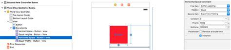 autolayout change height ios autolayout origin and size should change according