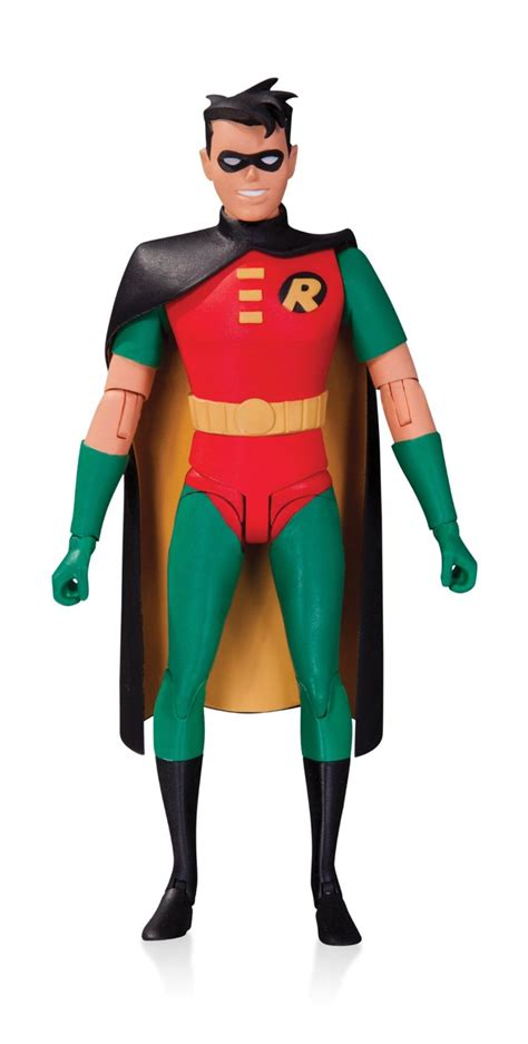 robbie e figure dc collectibles batman the animated series robin