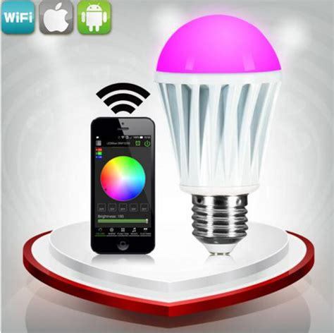 wifi controlled led light bulb wifi controlled led light bulb new wifi bluetooth