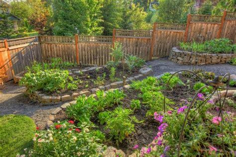 cottage vegetable garden design idee pentru decorarea si aranjarea unei gradini de flori