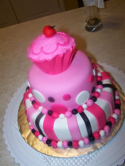 girls  birthday cake ideas  designs