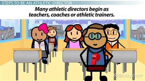 athletic director description athletic director description and eligibility