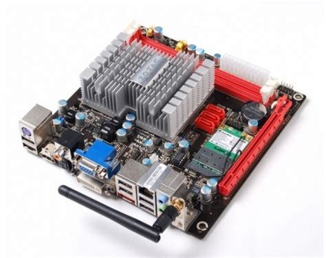 alimentatore itx zotac expands ion series boards with new ion itx f series