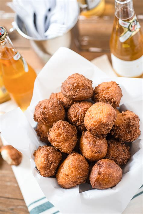 what are hush puppies made out of fried hush puppies everyday thinking