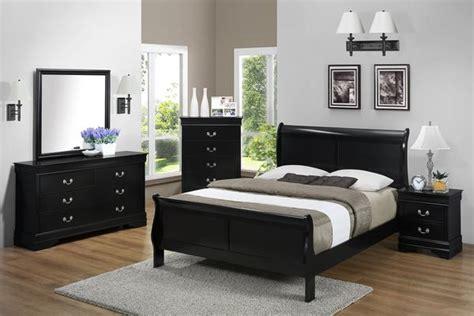 philip black queen bedroom set katy furniture