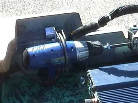 diy electric jet boat motor homemade electric helm steering outboard motors the all