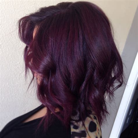 7 maroon hair color ideas