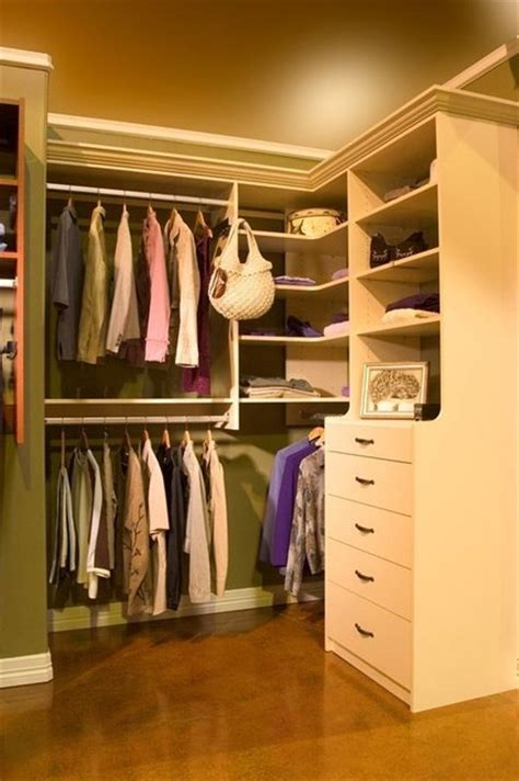 Corner Closet Organizer Organize To Go Almond Closet Organizer With Corner Wrap