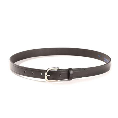 black leather belt 1 quot wide